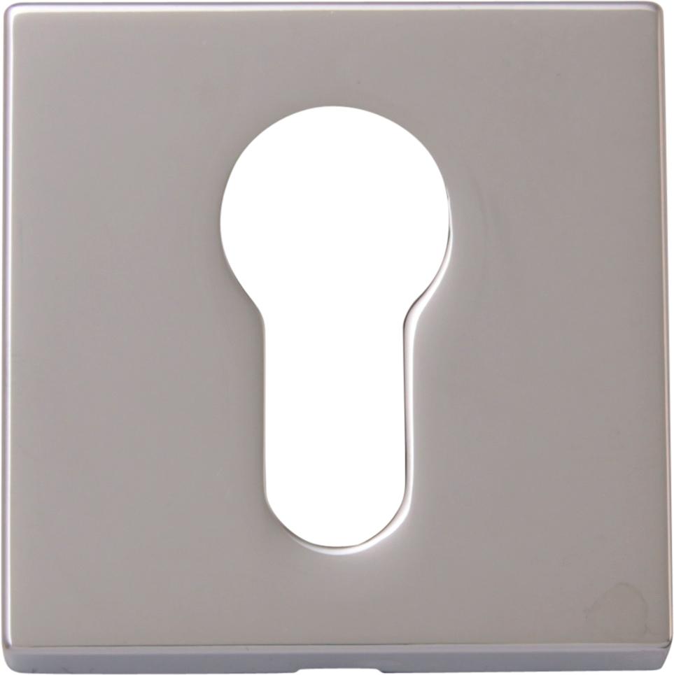 Дополнительные розетки для замка с английским ключом Cyl K CP (50PVC)