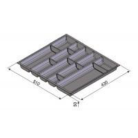 Ёмкость для столовых приборов в базу 600, 286060031
