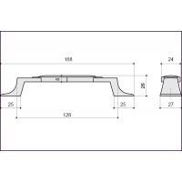 Ручка-скоба M31.19.191.15