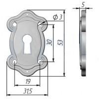 Ключевина B3536000SFE