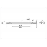 Ручка скоба S429120289-66