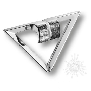 Ручка скоба 7430 Chrome (SET)