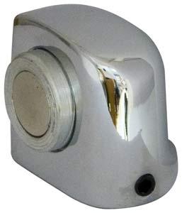 Ограничитель напольный магнитный MDS-003ZA CP
