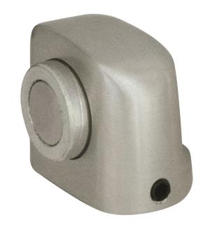 Ограничитель напольный магнитный MDS-003ZA SN