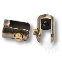 Полкодержатель для стекла 8-10 мм