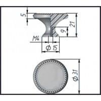 Ручка кнопка WPO.2030.030.00D1