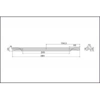 Ручка скоба S429120389-66