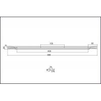 Ручка скоба S429120589-66
