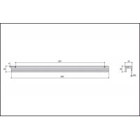 Ручка скоба S437620320-31