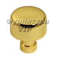 Ручка кнопка NIL-09 25 мм латунь