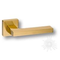 Дверная ручка на квадратной розетке AZUR HA104RO11 GLB-GLGLB