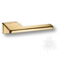 Дверная ручка на прямоугольной розетке HA199RO15 GL LINEA D