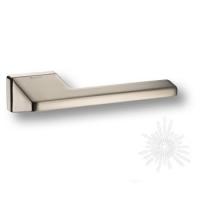 Дверная ручка на прямоугольной розетке HA199RO15 NB LINEA D